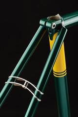 A01_4228 (pilisiecki) Tags: steel silverbrazing steelisreal stainless bespoke bicycle bikerack brazing custom columbus columbusxcr columbuszona lugs lisiecki pilisiecki pi