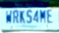 WRKS4ME (Lee Bennett) Tags: tag vanity custom plate license