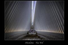 WTC Fulton_Center (vonhoheneck) Tags: oneworldcenter newyork nyc schoelkopf schölkopf skyscraper manhattan usa passageway wtc fultoncenter canon eos 6d metro station