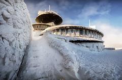 Statek kosmiczny - Śnieżka (dRvECtoR) Tags: snezka śnieżka karkonosze sudety polska góry zima śnieg snow pentax k1