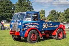 Shrewsbury Steam Rally 2017 (Ben Matthews1992) Tags: shrewsbury steam rally 2017 salop shropshire old vintage historic preserved preservation traction engine foden stg5 eed124 50ton