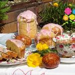 Easter breakfast in my garden ☕ thumbnail