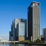 General view of The Kansai Electric Power Building (関電ビルディング)