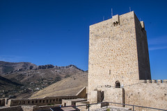 Castillo de Santa Catalina, torre del homenaje (ipomar47) Tags: castillo castle fortress santacatalina castillodesantacatalina castillodejaen jaen andalucia españa spain monumentohistoricoartistico pentax k3ii
