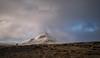 A REASON TO BELIEVE (Stephen Hunt61) Tags: iceland mountain snow clouds sunset landscape landmark islanda natura outdoor paesaggio nuvole tramonto