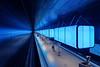 Blue Harbour (Timeless Seeker) Tags: underground hamburg hafencity universität ubahn