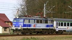 EP07-1030, Dziewkowice, 12.04.2018 (Marcin Kapica ...) Tags: ep07 pkp ic kolej railway train bahn