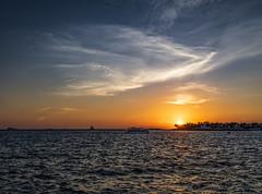 Sunset Key West (Alida's Photos) Tags: florida keywest sunset mallorysquare