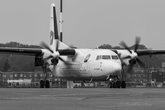 VLM_F50_VizionAir_OOVLN_ANR_APR2018 (Yannick VP - thank you for 1Mio views supporters!!) Tags: civil commercial passenger pax transport aeroplane prop propliner turboprop airliner vo wlm vlm airlines fokker f50 oovln susantigoon vizionair antwerp airport anr ebaw belgium be bel europe eu airside taxi airplanespotting planespotting aviation photograpy blackwhite april 2018
