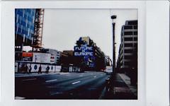 THE FUTURE IS EUROPE (bruXella & bruXellus) Tags: fuji fujifilm instax instantfilm mini analog film retro future europe