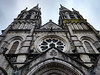Saint Finbarre's Cathedral (Guada Pineda) Tags: cathedral church tower neogothic facade