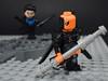Comeback for More Nightwing? (-Metarix-) Tags: lego super hero minifig slade wilson nightwing teen titans robin custom