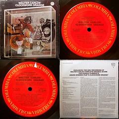 Clockwork Orange - Walter Carlos (Wil Hata) Tags: waltercarlos record vinyl album