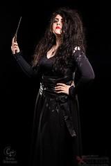 Bellatrix Lestrange Cosplay (renataCosplay's) Tags: bellatrixlestrange bellatrixlestrangecosplay cosplay cosplayer