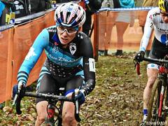 DSCN3030 (Ronan Caroff) Tags: cycling cyclisme ciclismo cyclist cycliste cyclists velo bike course race mud boue women woman sport sports dames femmes cyclocross cx bretagne brittany breizh morbihan 56 quelneuc france championnatdefrance championnat championship coupe cup competition
