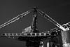 Triangles (MPics Jersey) Tags: triangles mono crane rusty concrete