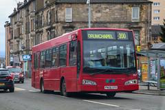 Avondale, Clydebank PN06UYX (busmanscotland) Tags: avondale clydebank pn06uyx pn06 uyx ad dart lsf east lancs esteem metrobus 267