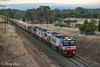 SCT on Dusk (Henry's Railway Gallery) Tags: csr005 csr012 csrclass sct015 sctclass emd diesel ziyangsda1 downeredi sctlogistics freighttrain lavington albury 5bm9 bm9