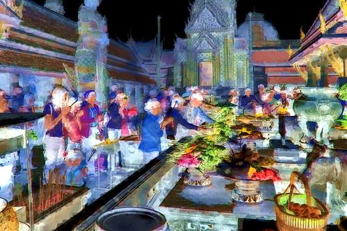 Thailand - Bangkok - Wat Phra Keo - 58bb