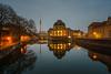 Berlin (Matthias Hertwig) Tags: matthias hertwig berlin fernsehturm turm bode museum spree reflektion dämmerung sony a6000