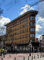Hotel Europe (jmaxtours) Tags: hoteleurope parrandfeearchitects 1909 gastown gastownvancouver vancouver vancouverbc vancouverbritishcolumbia bc britishcolumbia architecture flatironbuilding flatiron hotel