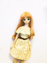 New stuff (Amara77) Tags: dress yukimorikawa doll sewing abjd bjd dollfiedream