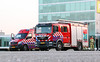 Dutch fire trucks Almere (Dutch emergency photos) Tags: brand brandweer 112 999 911 fire department truck trucks vehicle man mercedes van almere holland netherlands netherland nederland nederlands nederlandse regio 12 25 emergency vehicles brigade 254111 73bjx6 63bdh5 254133