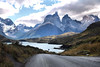 Road to Patagonia.  Mountains with lake. (jillrowlandwv) Tags: cave travel patagonia argentina chile southamerica tour tourist tourism outdoors hiking mountain wildlife penguins birds sea lake water reflection glacier scenery landscape nature naturalbeauty natural canon canonphotography canonaddicts canonphoto canonphotos meadow