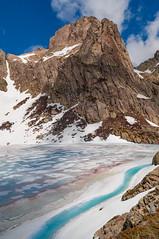 Crosica (happy.apple) Tags: corsica corse korzika snow lake ice mountains