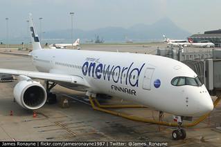 OH-LWB   Airbus A350-941   Finnair
