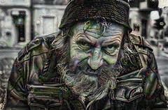 Homeless from streets (cirooduber) Tags: deepdream visualart trollieexcellence digitalarttaiwan awardtree homeless street pobreza