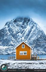 Un bellissimo rorbuer delle Lofoten (Matteo Rinaldi.it) Tags: rorbuer norvegia lofoten viaggio exploring norway viaggifotografici trip