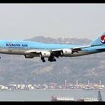 B747-8B5 | Korean Air | HL7638 | HKG thumbnail