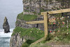 Cliffs of Moher - Dangerous Love (Caroline Forest Images) Tags: trave roadtrip ireland countyclare republicofireland westcoast touristattraction tourist cliffs cliffsofmoher