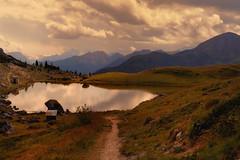 Val Parola Lake ( Explore- March 15 2018) (Anna Pagnacco) Tags: