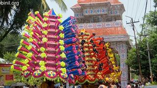 Sree Maheswara Bhagavathy Temple, Chelakottukara, Thrissur