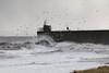 Stormy seas at Ravenscraig Beach  36 (Bill Cumming) Tags: fife kirkcaldy ravenscraig storm waves harbour pier
