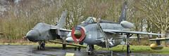 EE Lightning and Panavia Tornado (Bri_J) Tags: yorkshireairmuseum elvington york northyorkshire uk airmuseum museum yam yorkshire nikon d7200 eelightning panaviatornado lightning tornado jet raf coldwar