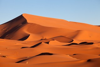 Dunes after Sunrise