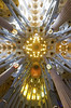Ceiling - Sagrada Familia - Antoni Gaudí (emmett.hume) Tags: segradafamilia gaudi antonigaudí barcelona spain church awesome worldheritage devotion passion piety archetecture 1025fav