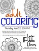 Adult Coloring (Lester Public Library) Tags: 365libs librariesandlibrarians lesterpubliclibrary lpl library libraries lesterpubliclibrarytworiverswisconsin libslibs libraryprogram tworiverswisconsin wisconsinlibraries readdiscoverconnectenrich
