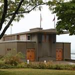 Frank Lloyd Wright's Fontana Boathouse thumbnail