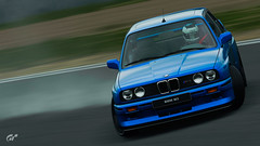 Taking the angle (m i n i t e k) Tags: bmw e30 m3 inline 4 racetrack race car slide drift nurburgring nordschleife desert racing automobile machine