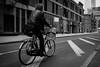 Rotterdam 2018 Otto Reughlinweg (Hans de Meij) Tags: rotterdam kopvanzuid bicycle street monochrome blackandwhite