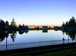 morning, Reservoir 5