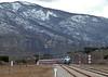 Gargantilla del Lozoya (Mariano Alvaro) Tags: tren talgo iii train trenes vias renfe gargantilla lozoyo estacion montaña mariano alvaro nieve nubes cielo