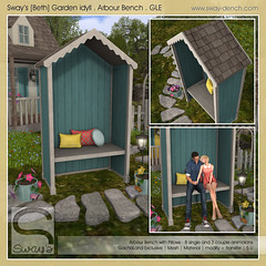 Sway's [Beth] Garden Idyll . GLE | GachaLand (Sway Dench / Sway's) Tags: gacha garden cottage cozy idyll spring