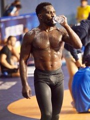 P1015350 (CombatSport) Tags: wrestling collegewrestling olympicwrestling wrestler fighter lutteur ringer