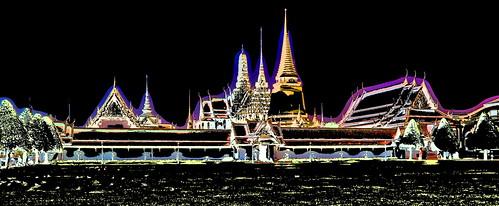 Thailand - Bangkok - Wat Phra Keo - 108ee