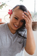 Island Girl (Zoe Jaye) Tags: island travel traveling fun girlfriend fashion love funny beautiful alopecia portrait model canon 70d flowers philippines summer 2018